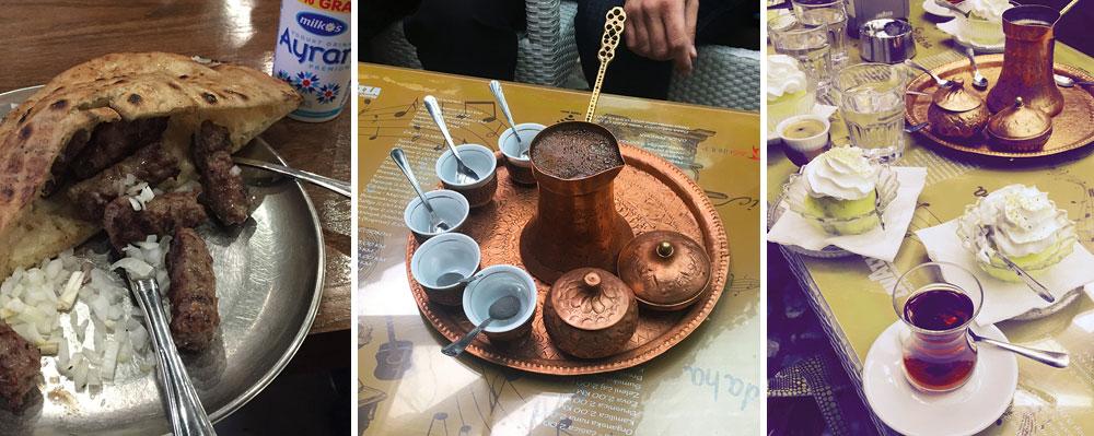 Bosnian Food Sarajevo