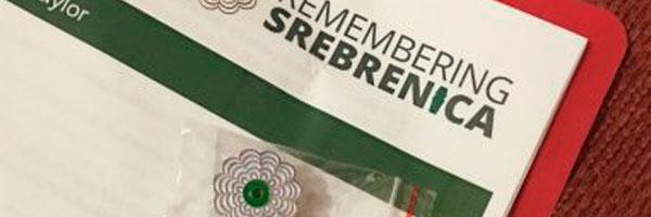 remembering srebrenica