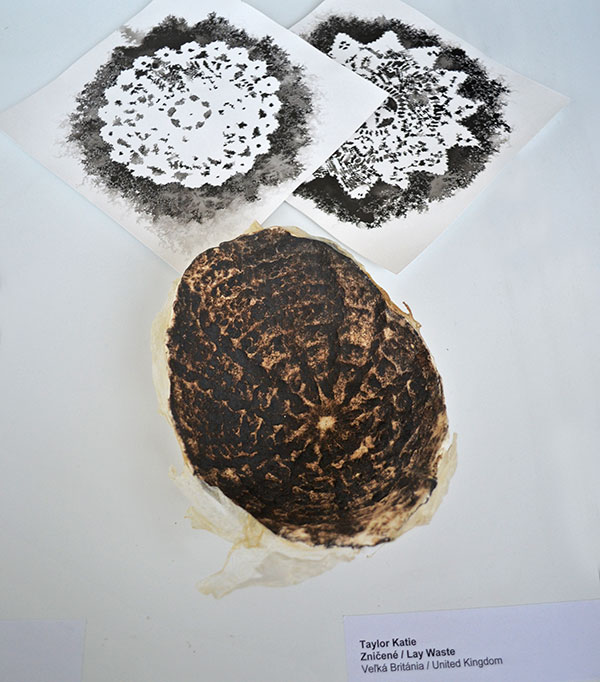 19th Mini Textiles Umelka Bratislava Katie Taylor