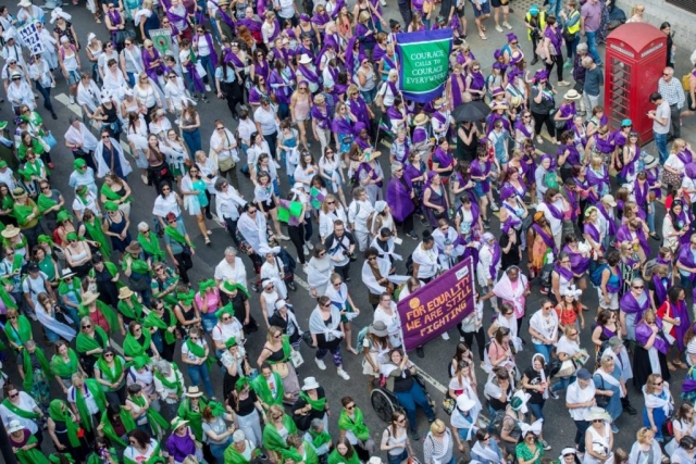 Processions 2018 March