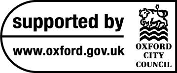 Proudly supported by Oxford City Council