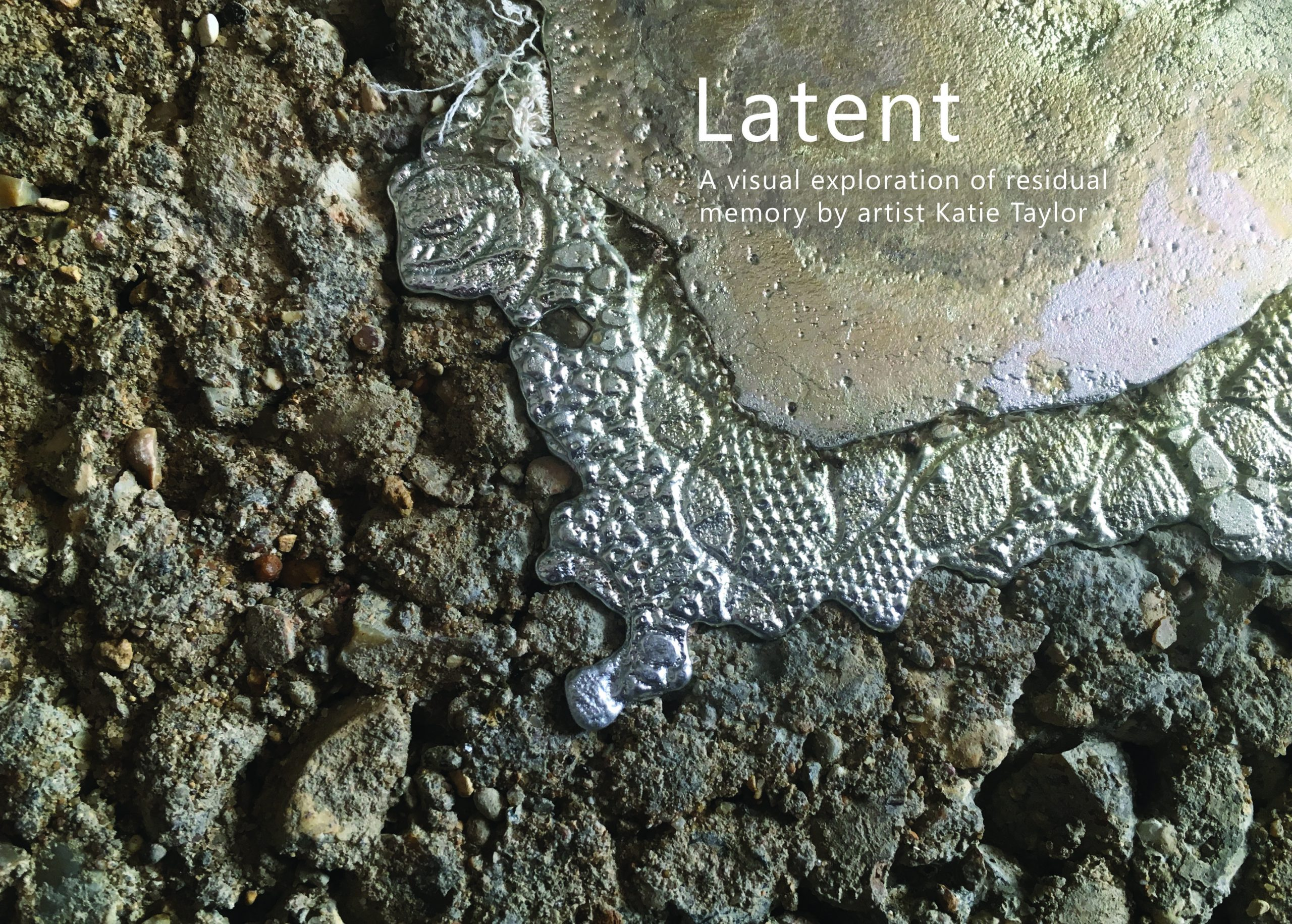 Latent Exhibition Catalogue