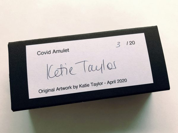 Limited edition - Covid Amulet