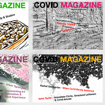 Issue #8 Covid Magazine